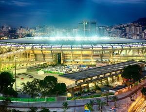 Estádio Maracanã (Foto: Agência AFP)
