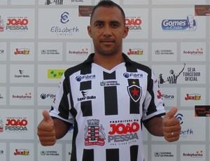 André Cassaco, Cassaco, Botafogo-PB, atacante  (Foto: Divulgação / Botafogo-PB)