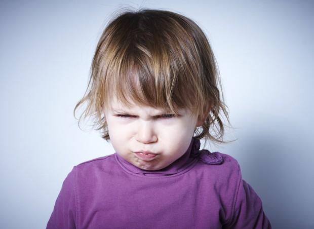 birra; raiva; criança desobediente; nervosismo. manha (Foto: Thinkstock)