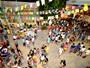 Rede Cuca promove festival junino em tr�s bairros de Fortaleza