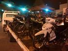 PM detém homem e recolhe motos em operação no Noroeste Fluminense