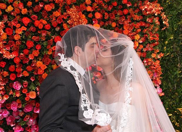Giampaolo DAndrea e Paula Neiva (Foto: Vera Donato Fotografias)