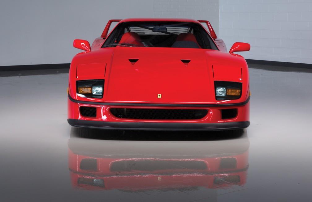 1991 Ferrari F40  (Foto: Theodore W. Pieper/Divulgação)