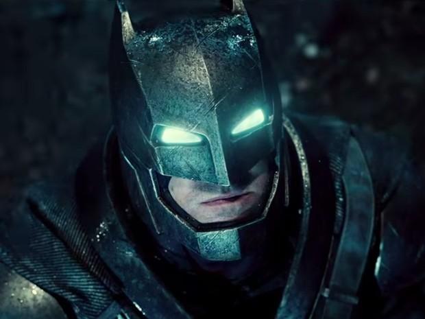 Ben Affleck como Batman em 'Batman Vs Superman' (Foto: Reprodução / Youtube)