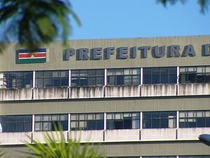 Prefeitura Juiz de Fora Minas Gerais (Foto: Reprodução/TV Integração)