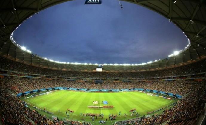 Arena Amazônia (Foto: Divulgação)