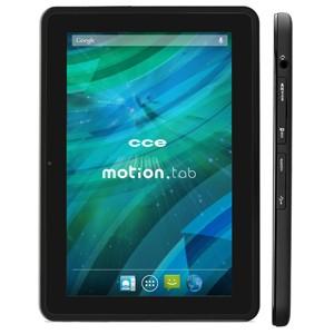Tablet Motion Tab TD 72G, da CCE (Foto: Divulgação)
