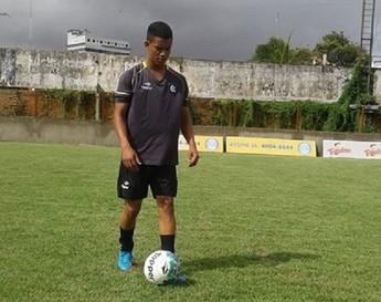 David Lima, meio-campista do Remo, será emprestado ao Fluminense (Foto: Arquivo Pessoal)