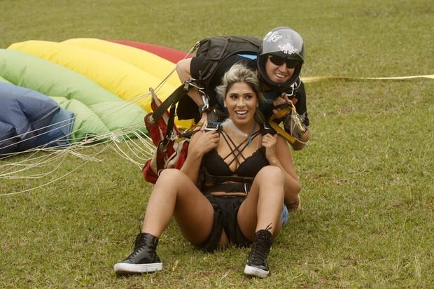 Daiana Fegueredo, Miss Bumbum Ceará (Foto: Celso Tavares / EGO)