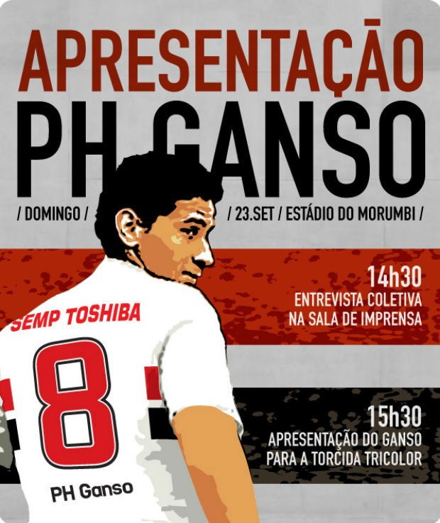 Ganso (Foto: reprodu&#231;&#227;o)