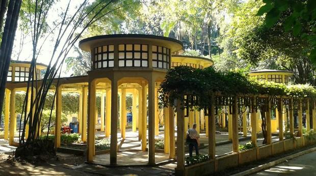 Parque da Água Branca: justiça proíbe café no local (Foto: Wikimedia Commons)