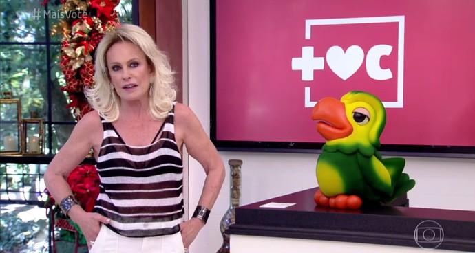 Ana Maria Braga deu dica de como poupar dinheiro (Foto: TV Globo)