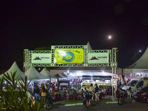 Feira de Gastronomia & Arte da Praça da Árvore de Mirassol, em Natal, começa nesta sexta-feira (4) (Foto: Gustavo Silveira)