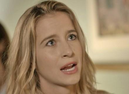 Bárbara surpreende Gabriel: 'Você só estraga a minha vida!'