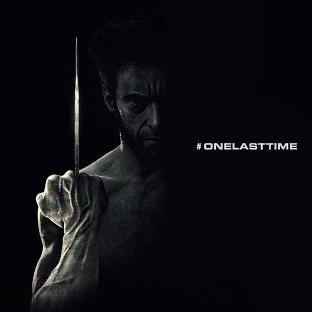 Foto divulgada por Hugh Jackman no Twitter em que ele fala de sua 'despedida' como Wolverine (Foto: Reprodução/Twitter/RealHughJackman)