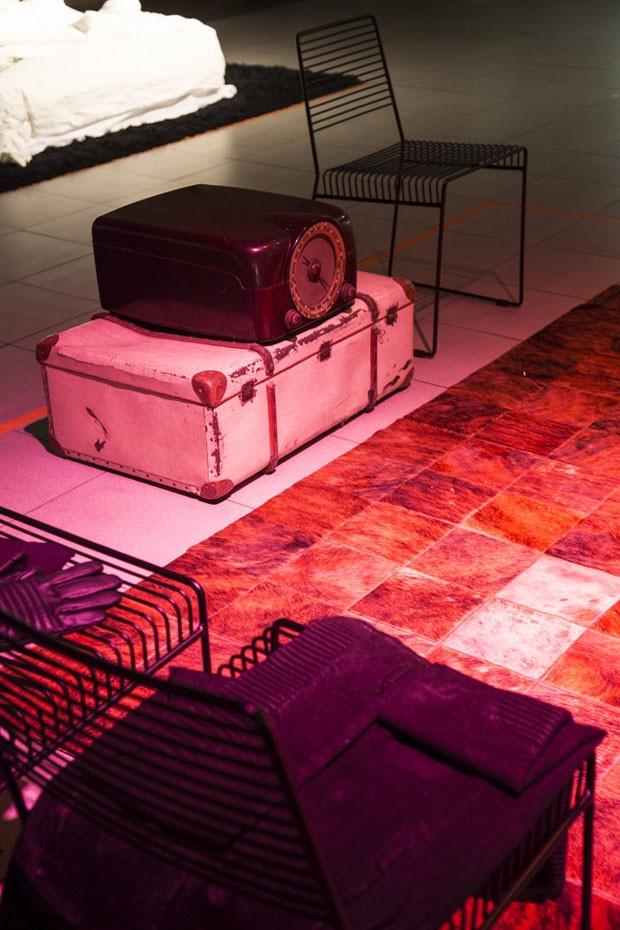Exposição Mario Queiroz (Foto: divulgação)