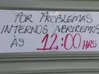 Ladrões furtam mercado após fazer buraco na parede em Rio Preto