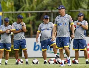 Mano Menezes Cruzeiro (Foto: Washington Alves/ Light Press)