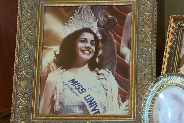 Ieda Maria Vargas conquistou o título de mulher mais linda do mundo em 1963 (Foto: Divulgação/RBS TV)