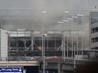 Uma 3ª bomba no aeroporto de Bruxelas não explodiu, diz governo