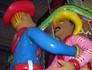 Veja fotos da Mocidade; escola homenageia carnavalesco (Isabela Marinho/G1)