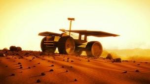 Marte 2 (Foto: BBC)