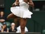 """Após fechamento de teto, Serena leva todos os games e avança com """"pneu"""""""