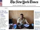 Al-Qaeda não comandou ataque de Benghazi, diz investigação do 'NYT'