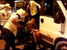Suspeitos são presos após assaltarem passageiros de ônibus no Aterro, Rio