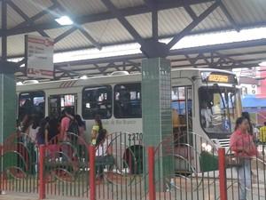 Transporte Público de Rio Branco será monitorado (Foto: Veriana Ribeiro/G1)