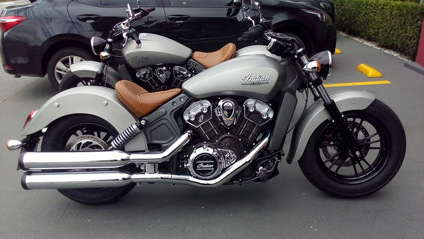Indian Scout (Foto: Indian)