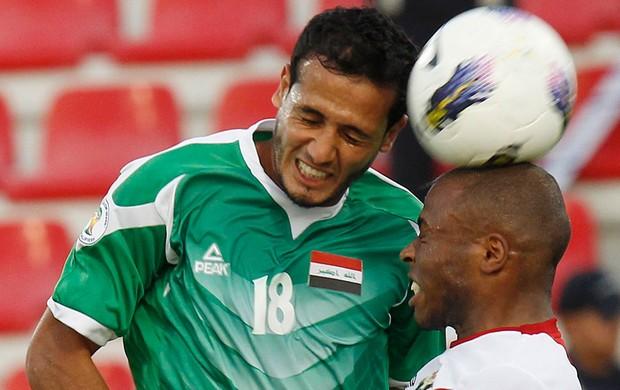 ibrahim iraque x jordania (Foto: Reuters)