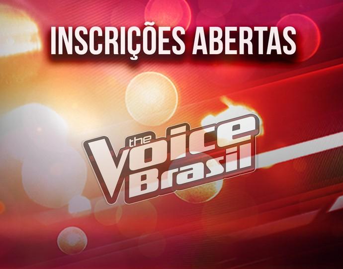 Card inscrições final (Foto: Gshow / Tv Globo)
