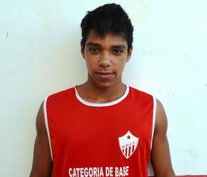 Ananias Nathan, 17 anos, Rio Branco, Acre (Foto: Duaine Rodrigues)