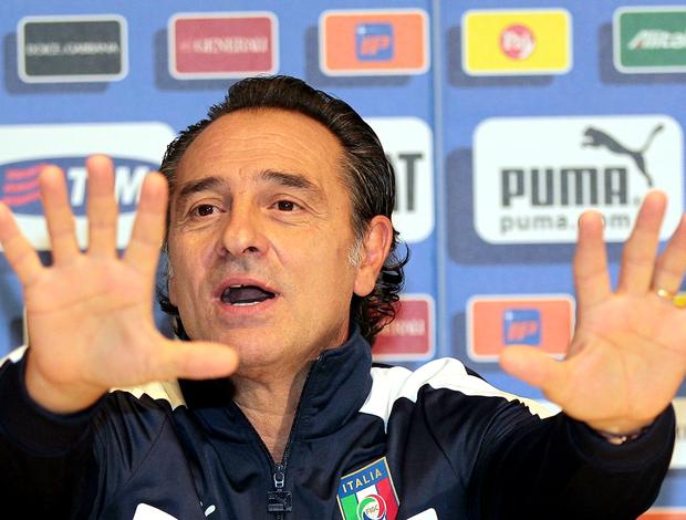 Cesare Prandelli Itália (Foto: Getty Images)