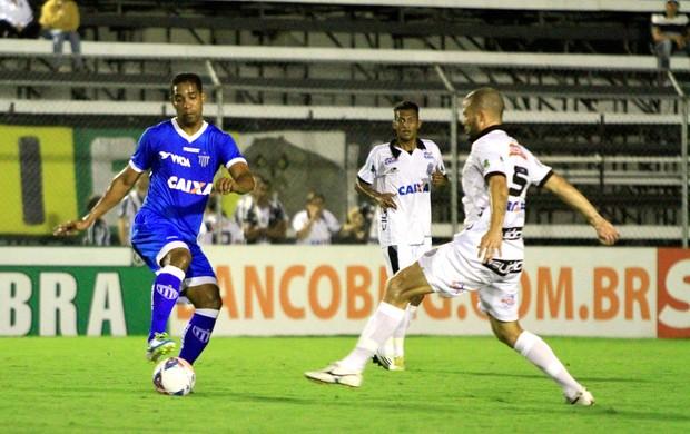 ASA x Avaí, em Arapiraca (Foto: Ailton Cruz/ Gazeta de Alagoas)