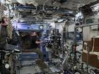 Cápsula com 3,5 toneladas de suprimentos chega a estação espacial