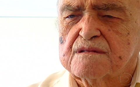 Veja frases marcantes de Oscar Niemeyer (Foto: Rede Globo)