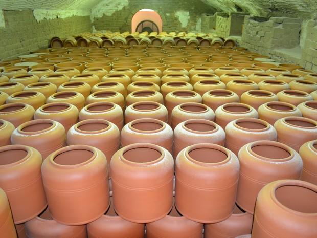 Vendas da Cerâmica Stéfani, líder do mercado de filtros de barro, subiram 19% em 6 meses. (Foto: Divulgação)