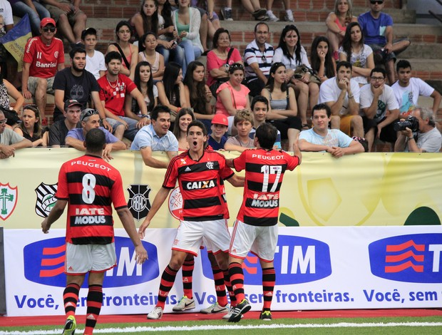 futebol 7 flamengo madureira liga nacional (Foto: Davi Pereira/Champions Comunicação)