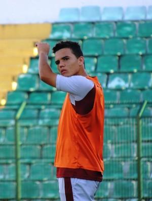 William Figueirense (Foto: Marcelo Silva)