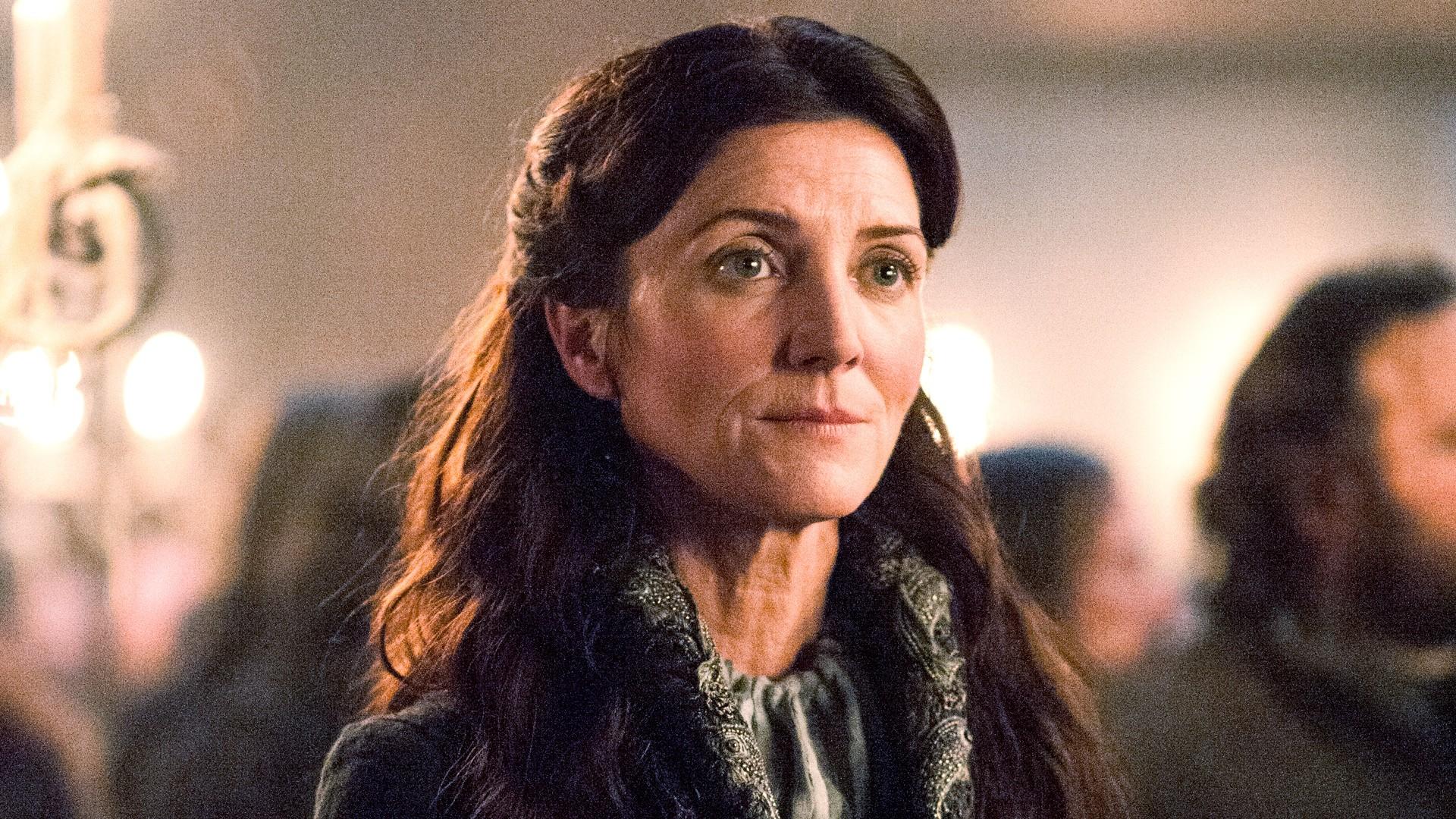 Catelyn Stark em 'Game of Thrones' (Foto: Divulgação )