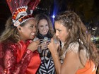Ivete Sangalo e Gaby Amarantos cantam em trio de Daniela Mercury