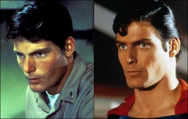 O eterno Super-Homem Christopher Reeve (1952-2004) havia atuado em 'S.O.S. Submarino Nuclear' em 1978, aos 26 anos. O filme foi um fracasso comercial, e o ator só foi conhecer o estrelato naquele mesmo ano com 'Superman: O Filme'. (Foto: Reprodução)