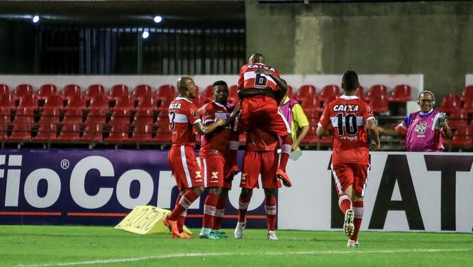 CRB x Bragantino - Estádio Rei Pelé (Foto: Ailton Cruz/Gazeta de Alagoas)