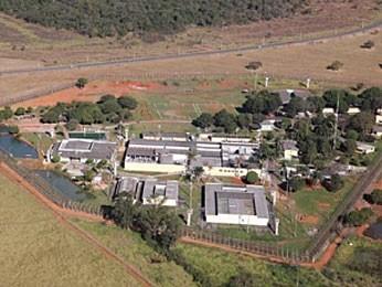 Vista aérea do Complexo Penitenciário da Papuda (Foto: Mariana Raphael/Agência Brasília)