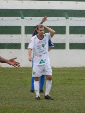 túlio maravilha amistoso com o tanabi (Foto: Marcos Lavezo / Globoesporte.com)
