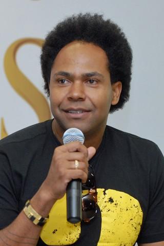 Thalles já acompanhou grandes artistas da música (Foto: Zé Paulo Cardeal/Rede Globo)