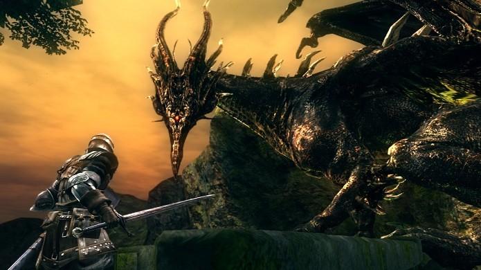 Os dragões são um dos pontos altos da série (Foto: Divulgação)