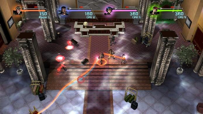 Ghostbusters: Sanctum of Slime era continuação do game de 2009 (Foto: Divulgação/Activision)